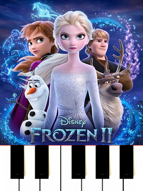 frozen 2 teaser trailer MIDI