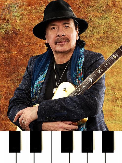 Santana - Maria Maria Sheet Music