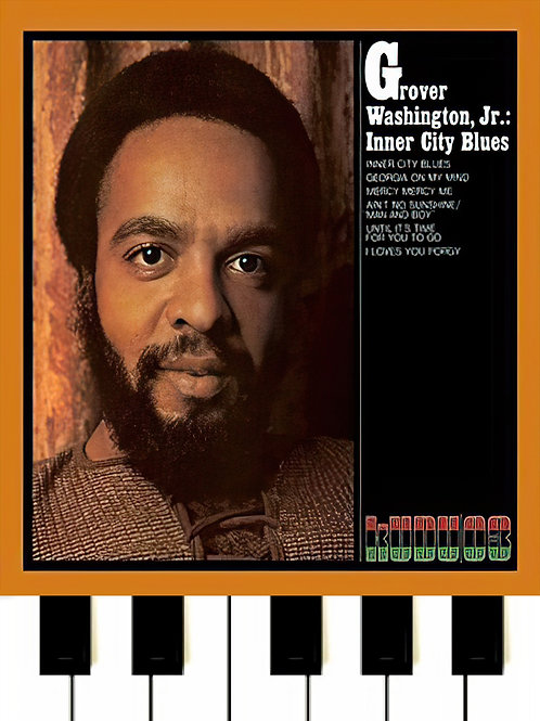 Grover Washington Jr. - Just the Two of Us MIDI