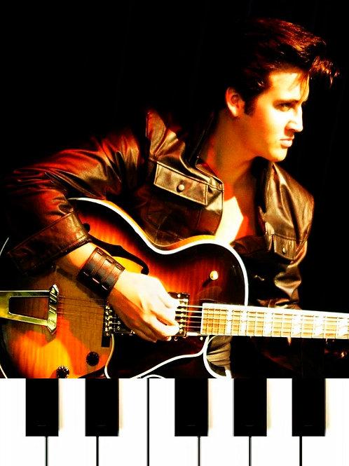 Elvis Presley - Love Me Tender MIDI