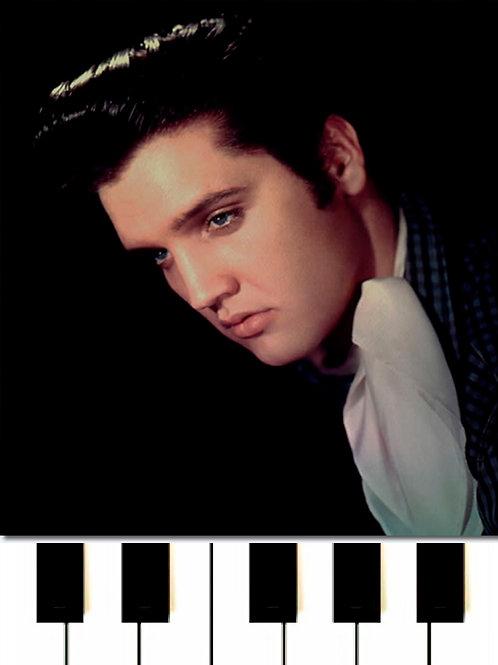 Elvis Presley - Jailhouse MIDI