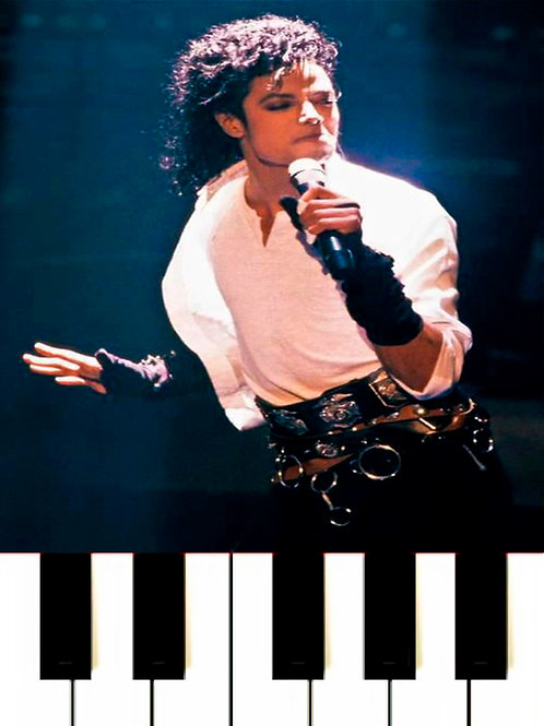 Dirty Diana - Michael Jackson MIDI