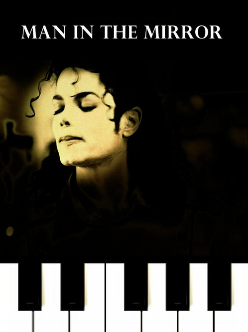 Michael Jackson - Man In The Mirror Sheet Music