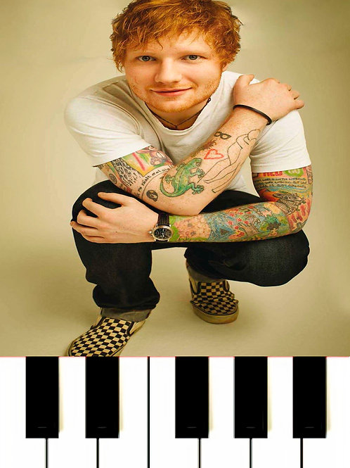 Ed Sheeran - BLOW MIDI