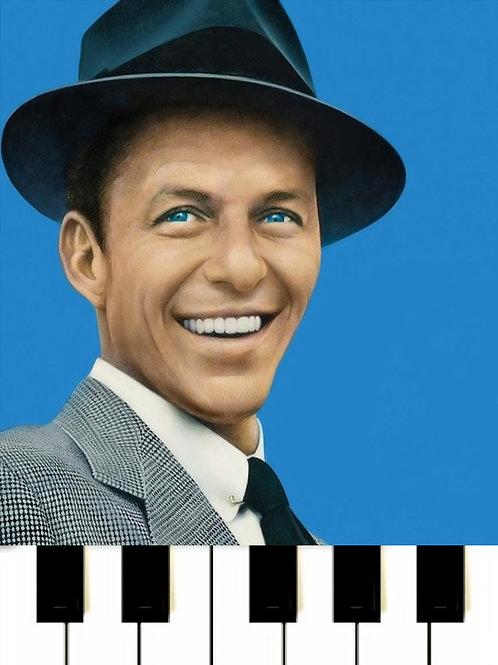 Frank Sinatra - I Love You Baby MIDI