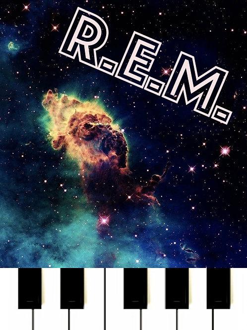 R.E.M. - Losing My Religion MIDI