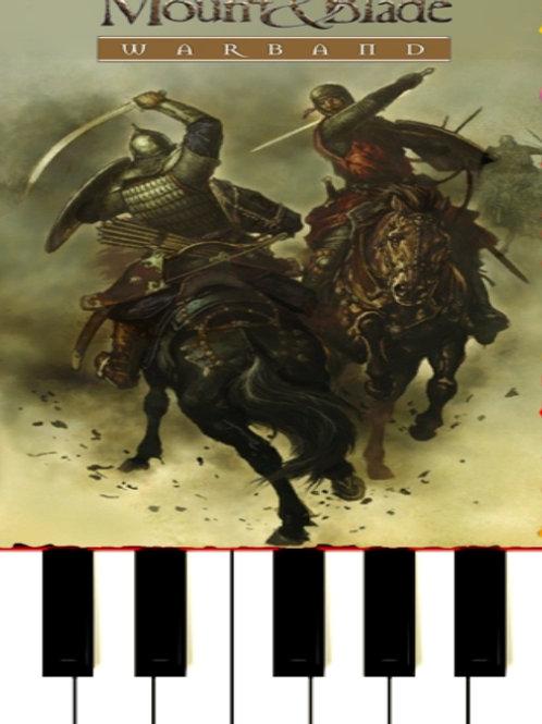 Swadian Hall - Mount & Blade Sheet Music