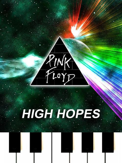 Pink Floyd - High Hopes MIDI