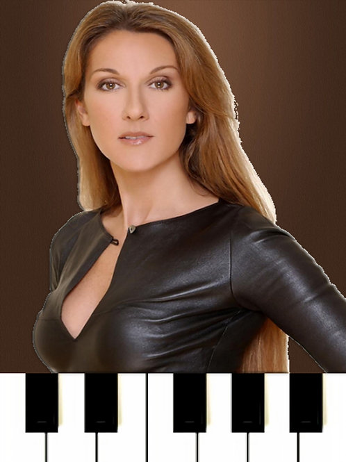 Céline Dion - I'm AliveMIDI