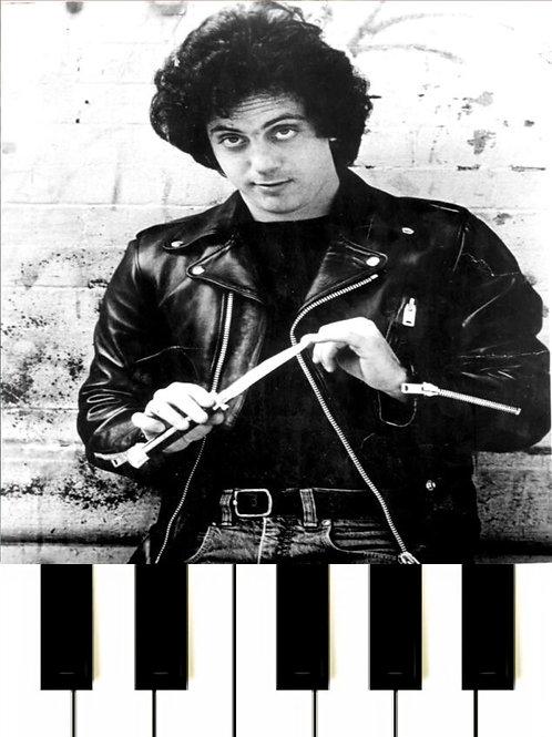 Billy Joel - Honesty MIDI