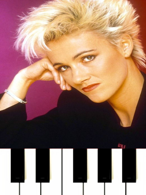 Roxette - Its Must Have Been Love Sheet Music