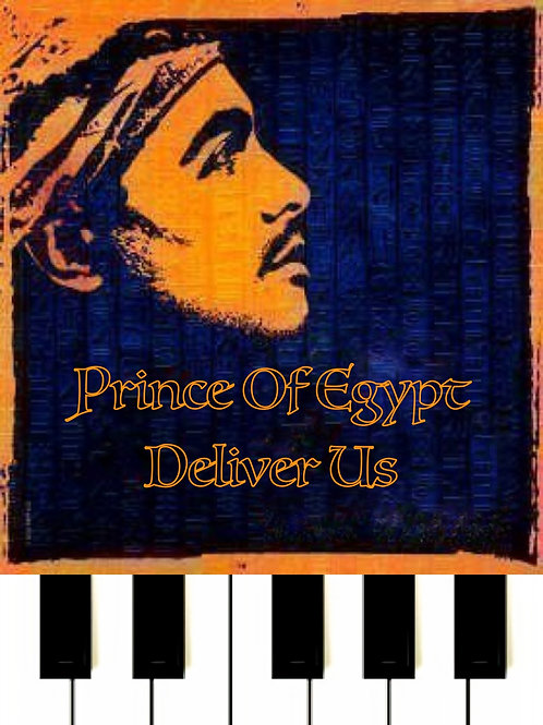 The Prince Of Egypt Deliver Us MIDI
