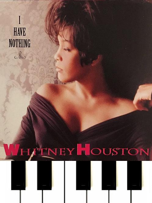 Whitney Houston - I Have Nothing MIDI