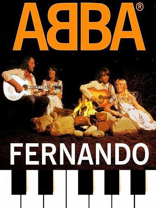 ABBA - Fernando MIDI