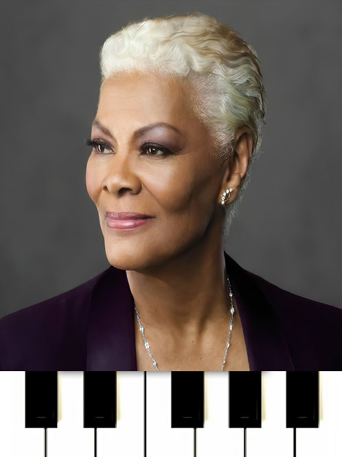 Dionne Warwick - Thats What Friend Are For MIDI