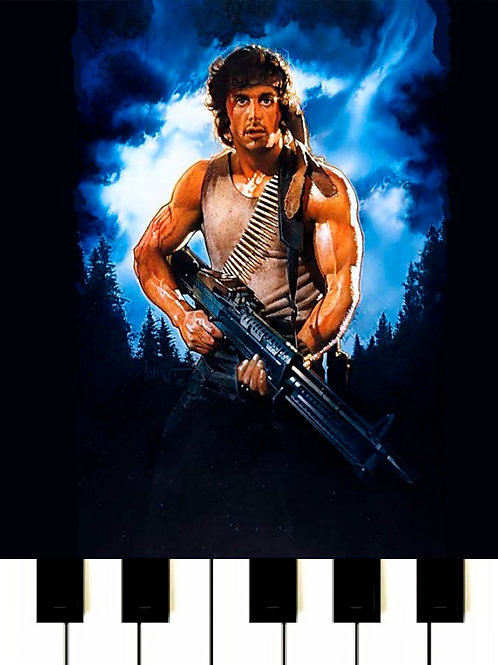 Rambo - It´s a Long Road MIDI