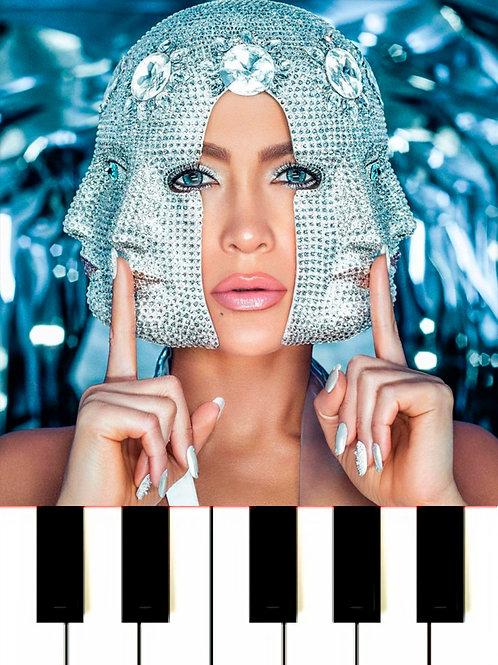 Jennifer Lopez - Medicine Sheet Music