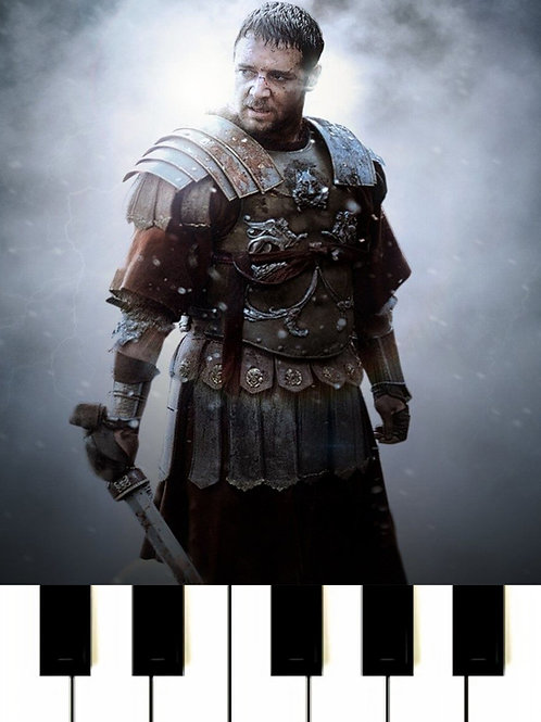 Gladiator - The Battle Sheet Music