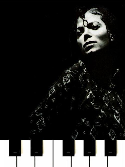 Michael Jackson - Fall Again MIDI