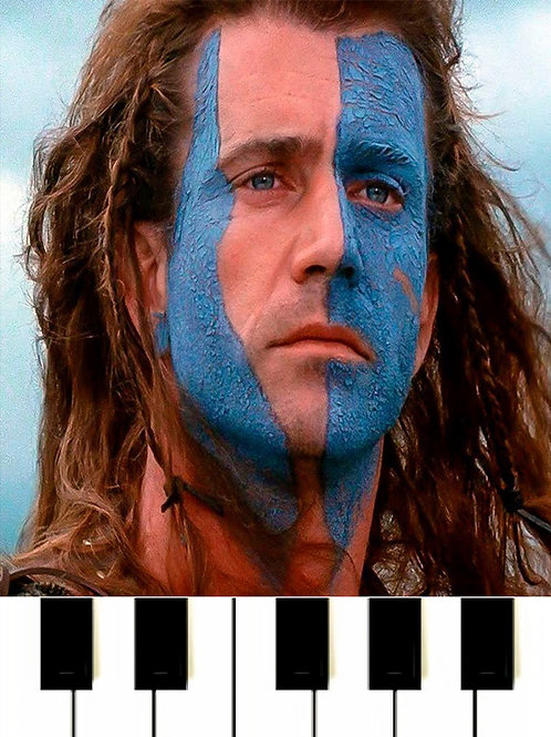 Braveheart - For The Love Of A Princess Sheet Music