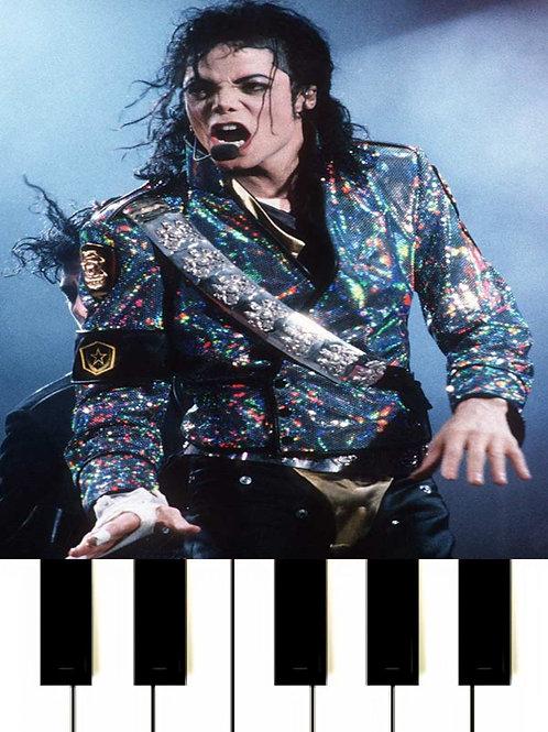 Michael Jackson - JAM Sheet Music