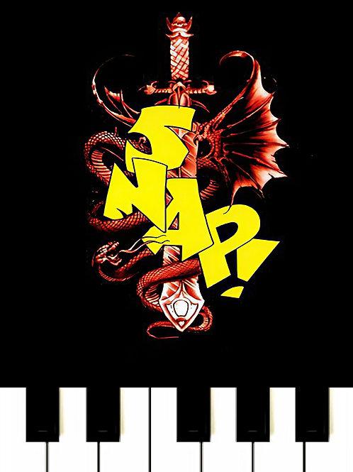 Snap! - Rhythm Is A Dancer MIDI