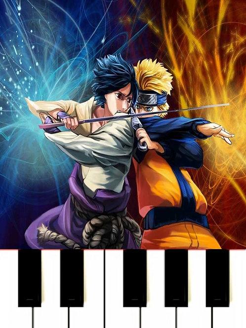 Naruto - Heaven Shaking Event Sheet Music