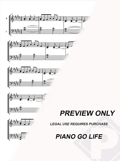 Dire Straits - Walk Of Life Sheet Music