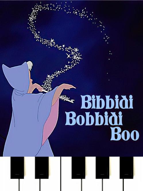 Bibbidi Bobbidi Boo - Cinderella Sheet Music