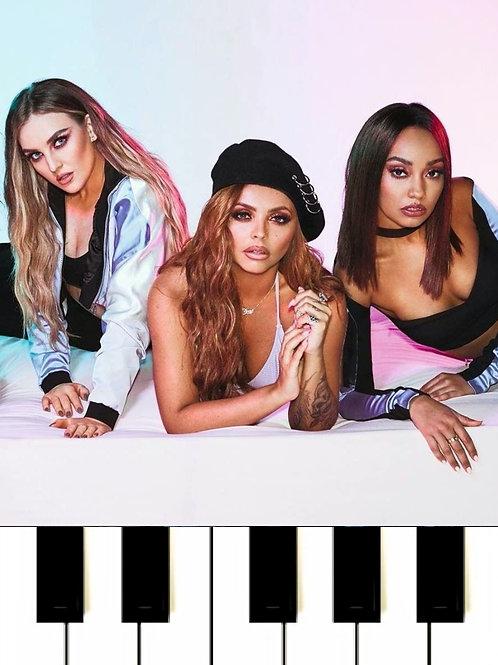 Little Mix - Break Up Song Sheet Music