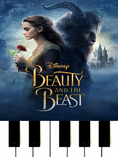 Beauty and the Beast - Tale As Old As Time Sheet Music