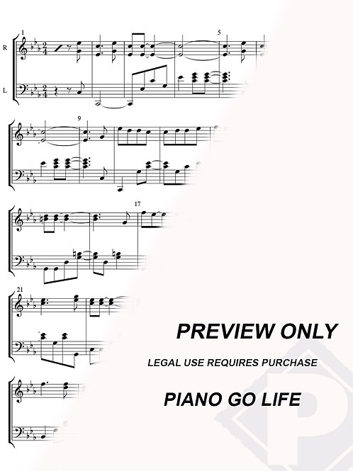 ABBA -  The Day Before You Came Sheet Music