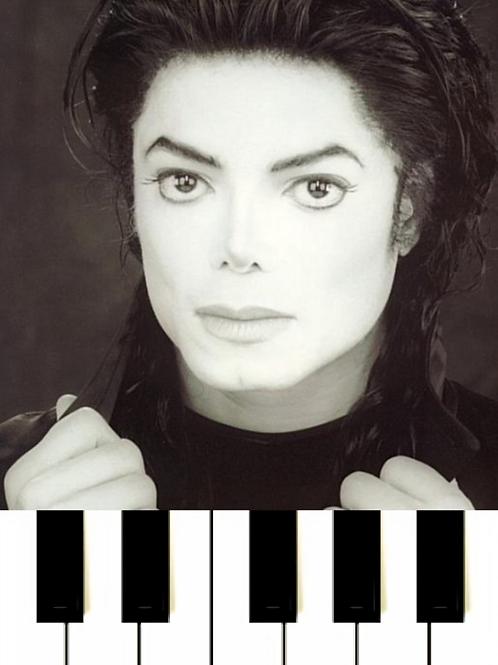 Michael Jackson - Stranger In Moscow Sheet Music