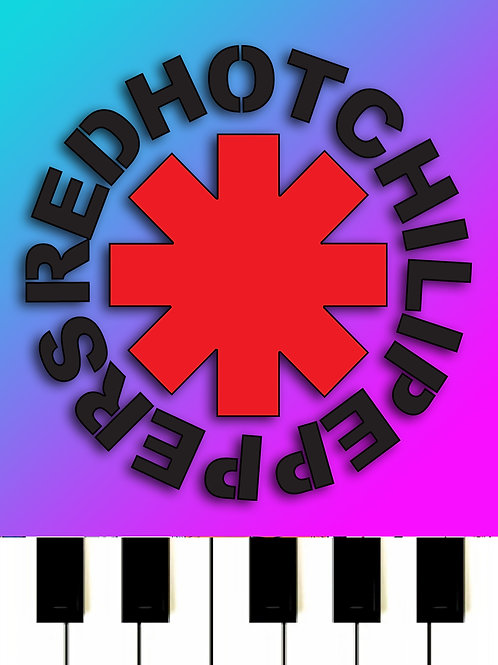 Red Hot Chili Peppers - Can't Stop MIDI