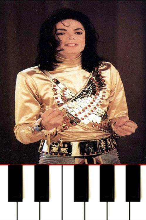 Remember The Time - Michael Jackson Sheet Music