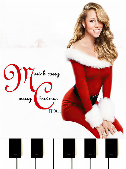 Mariah Carey - All I Want for Christmas Is You MIDI