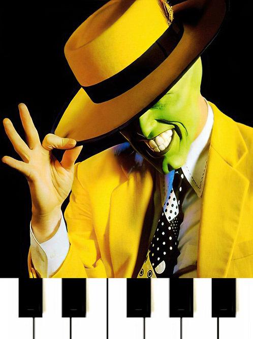 Hey Pachuco - The Mask MIDI
