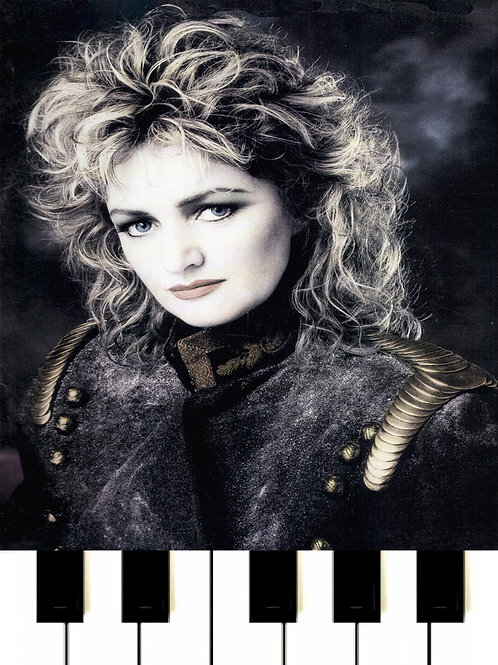 Bonnie Tyler - Holding Out For A Hero MIDI