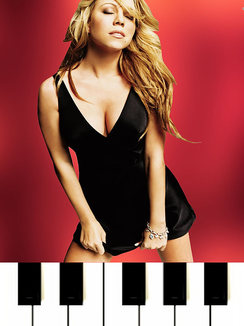 Mariah Carey - My All MIDI