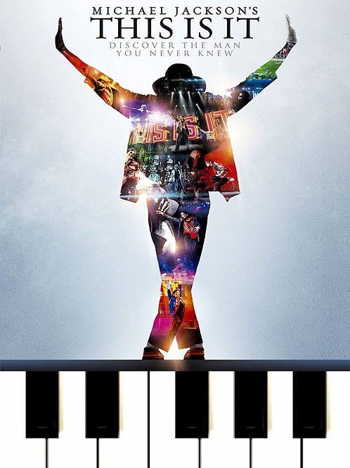 Michael Jackson - This Is It MIDI