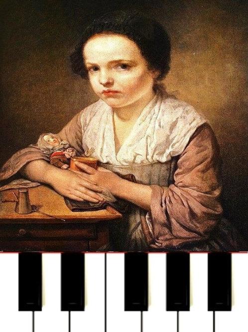 Doll Disease - Tchaikovsky ''Болезнь Куклы Midi