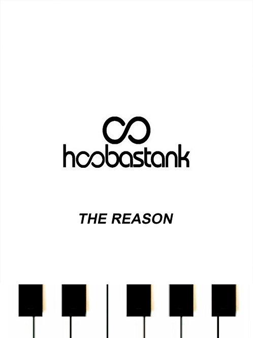 Hoobastank - The Reason MIDI