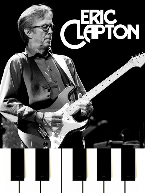 Eric Clapton - Tears In Heaven Sheet Music