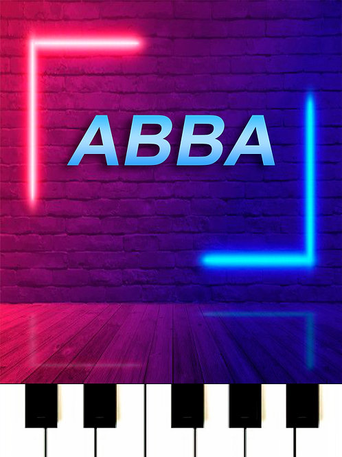 ABBA - Knowing Me, Knowing You MIDI