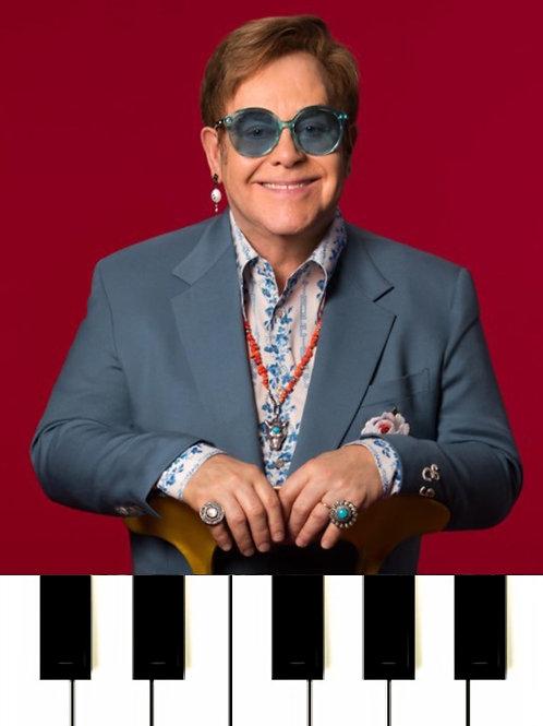 Elton John - Nikita MIDI