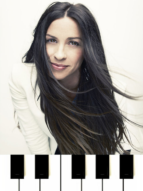 Alanis Morissette - Ironic Sheet Music