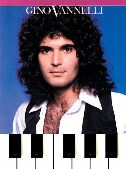 Gino Vannelli - My, Oh My, Its A Miracle Sheet Music