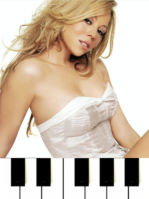 Mariah Carey - Without You Sheet Music