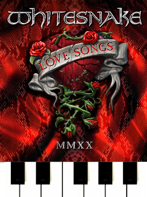 Whitesnake - Is This Love MIDI