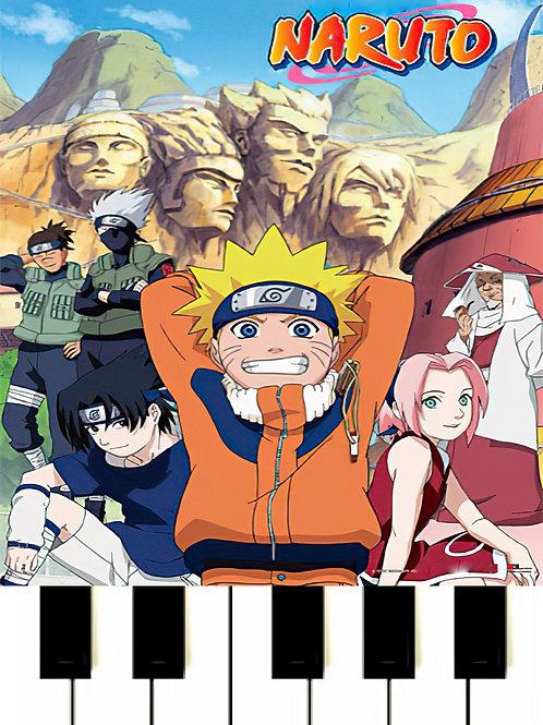 Naruto's Main Theme MIDI